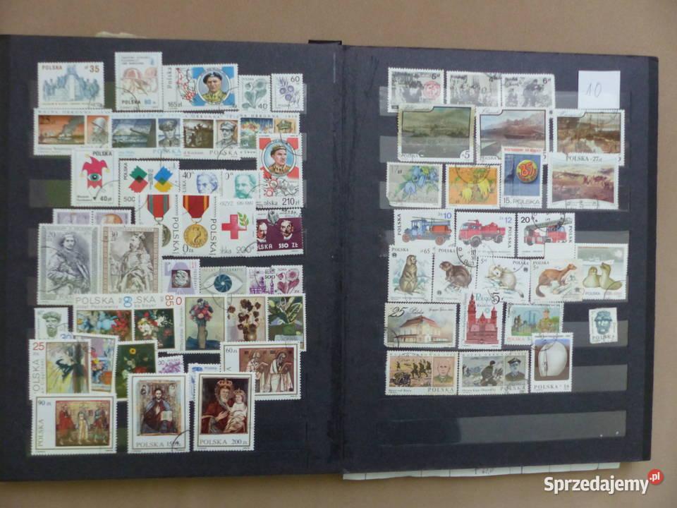sprzedam znaczki pocztowe polskie i zagraniczne