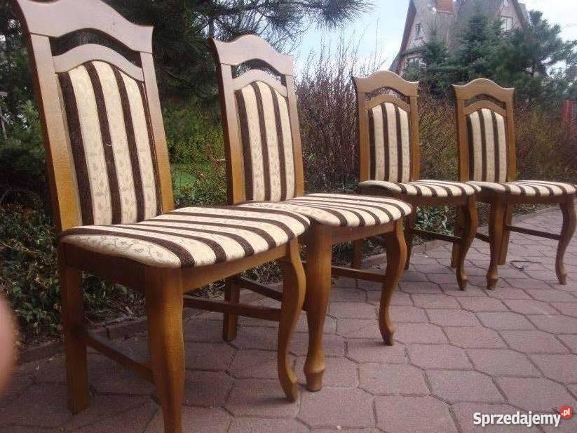 Krzesło Krzesła Drewniane Bukowe Producent