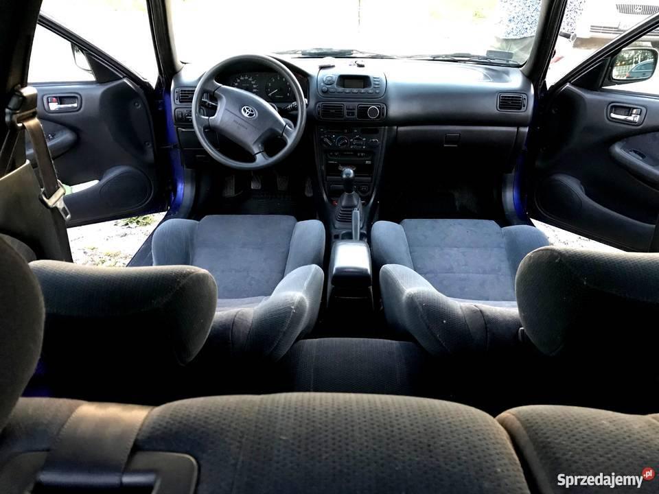 TOYOTA COROLLA 14VVTi Benzyna 2000r Corolla Warszawa
