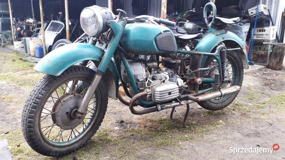 Dniepr MT9 1971 oryginał