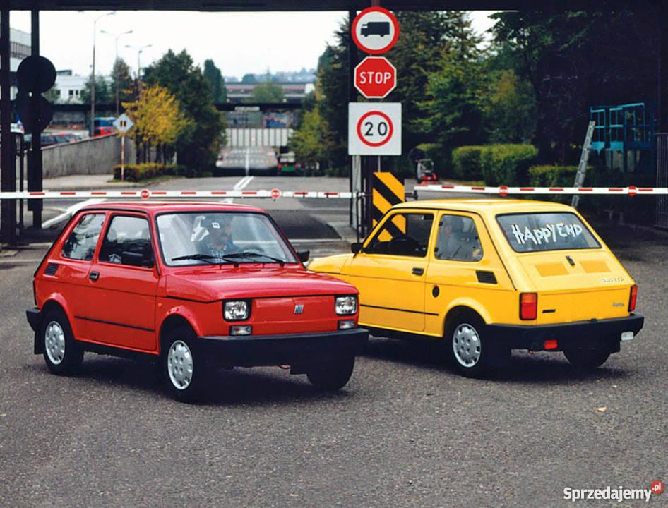 Fiat 126p Happyend Warszawa