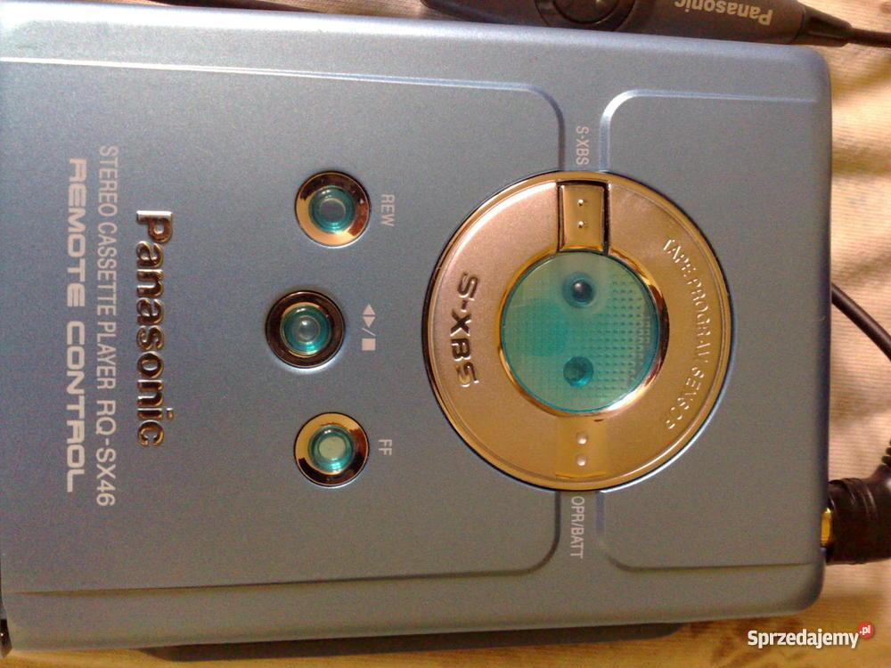 Panasonic RQ-SX46