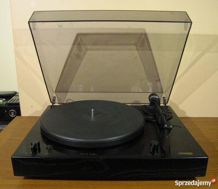 Thorens TD-280 Exclusive piękny Gramofon Automat