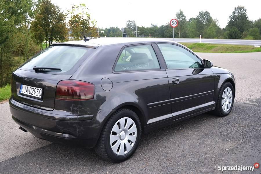 Audi A3 8p 20tdi Lubartów Sprzedajemypl