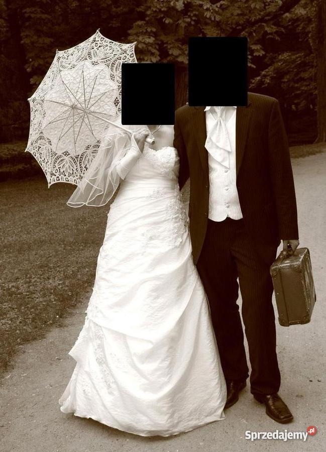 Suknia ślubna Edith Sprzedajemypl