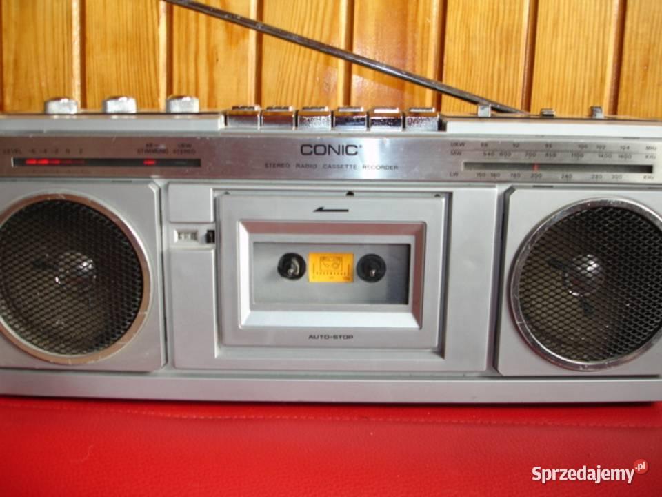 Radiomagnetofon CONIC SCR-3805