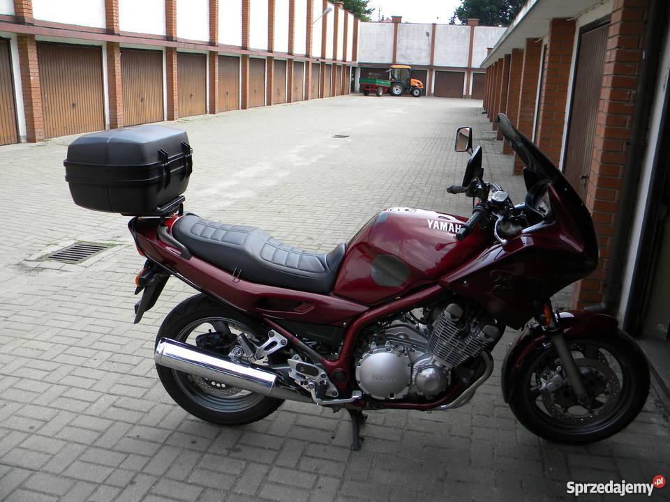 Yamaha xj600n 2000r!!! naked Inowrocław - Sprzedajemy.pl