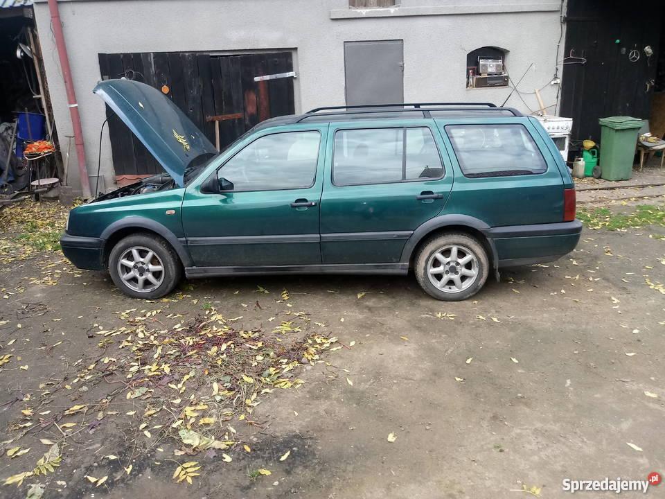 VW GOLF 3 centralny zamek Orsk