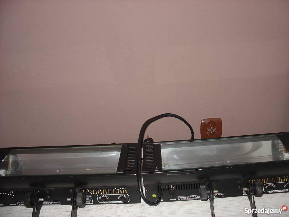 Stroboskop LED DMX światło i efekty sprzedam