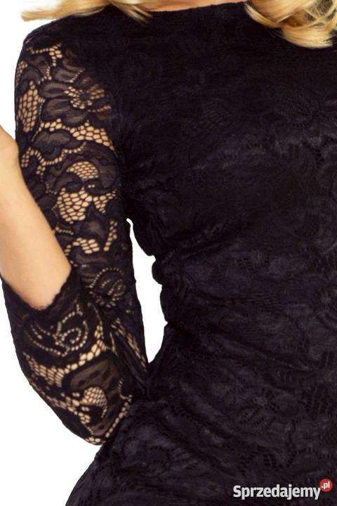 cda2fe4803 JOKASTYL Sukienka koronkowa XS S M L XL XXL 44 Rozmiar 36(S) śląskie Mykanów