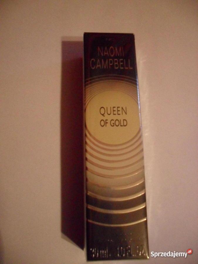 Perfum Naomi Campbell Queen of Gold 30 ml Bydgoszcz