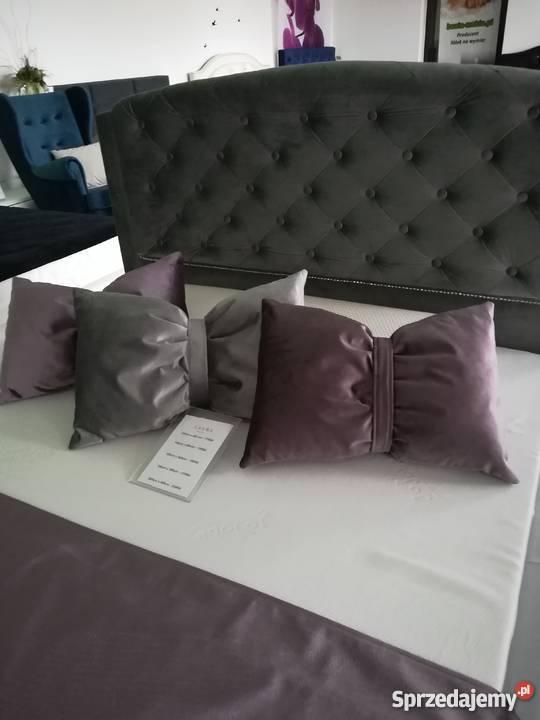 *Na topie* łóżko Laura 140x200 materac+stelaż od producenta