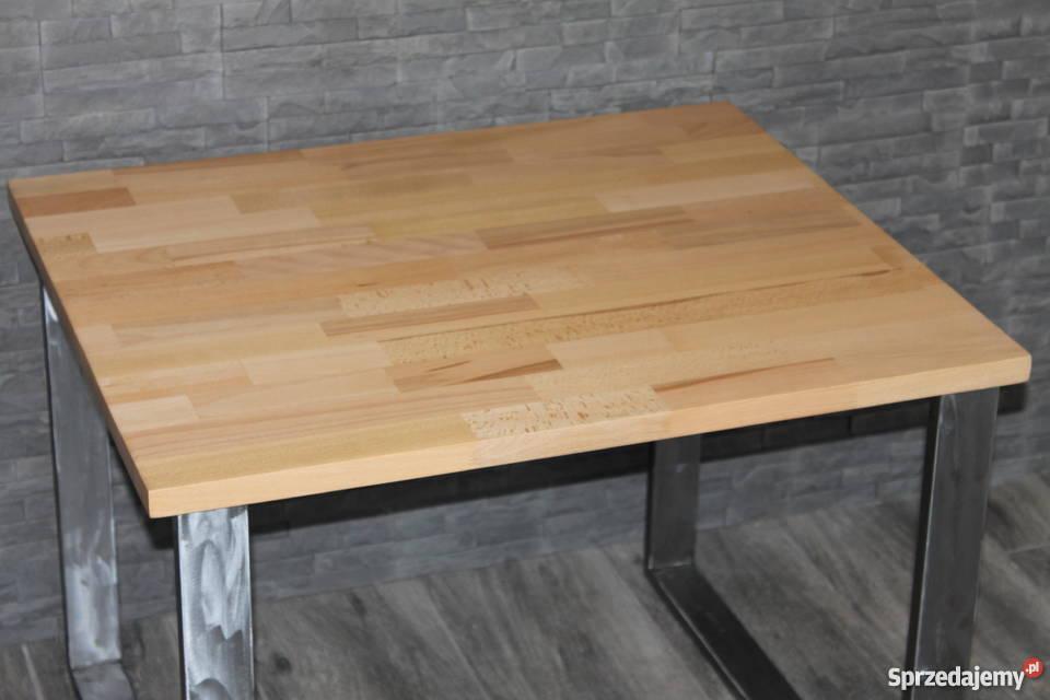 stolik kawowy Loft Industrial styl Metal i 80cm podlaskie Białystok sprzedam