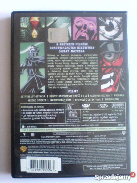 Sprzedam filmy oryginalne CD 5 pełne