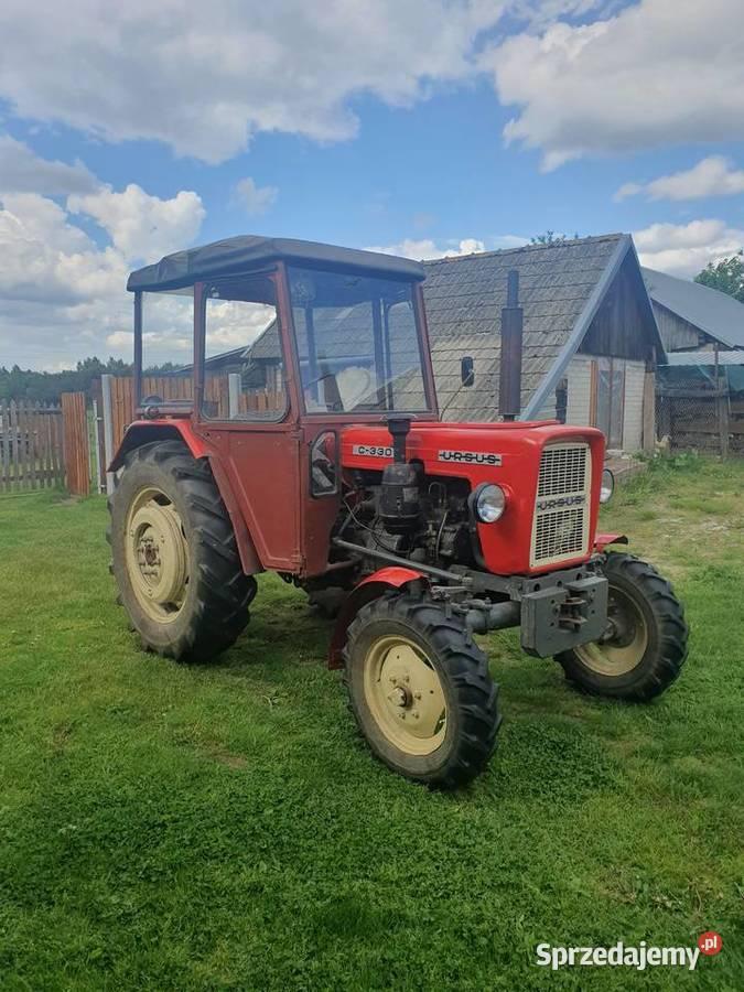 Sprzedam Ciągnik Rolniczy Ursus C-330
