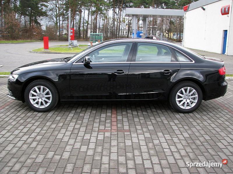 Audi A4 B8 2012 nieuszkodzony Motoryzacja Włocławek