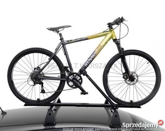 Bagażnik rowerowy uchwyt na rower RENAULT mazowieckie