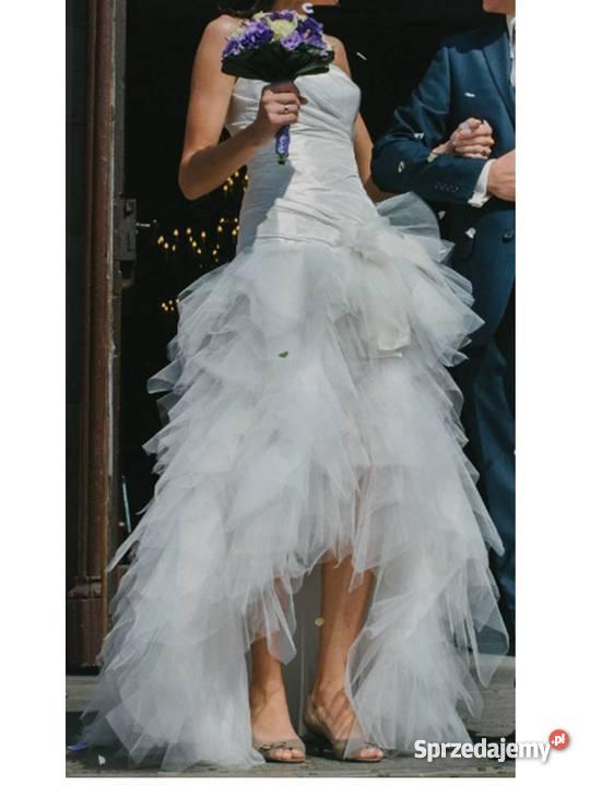 fb1888e5 Suknia ślubna Cymbeline - Fauvette rozm. 36/38 Racibórz - Sprzedajemy.pl