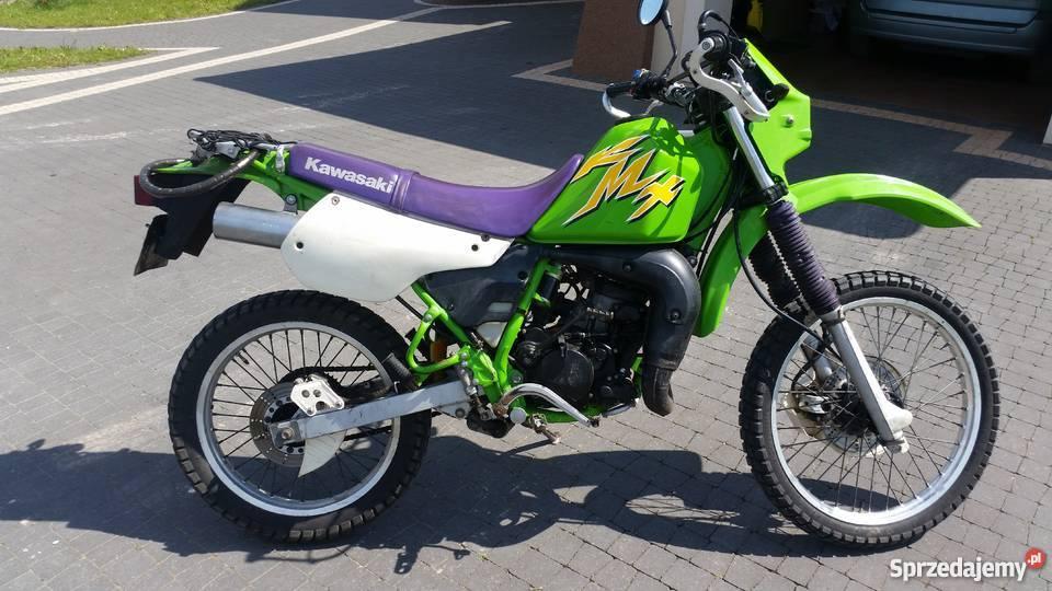 Kawasaki Kmx 125 Kat B Wolan U00f3w
