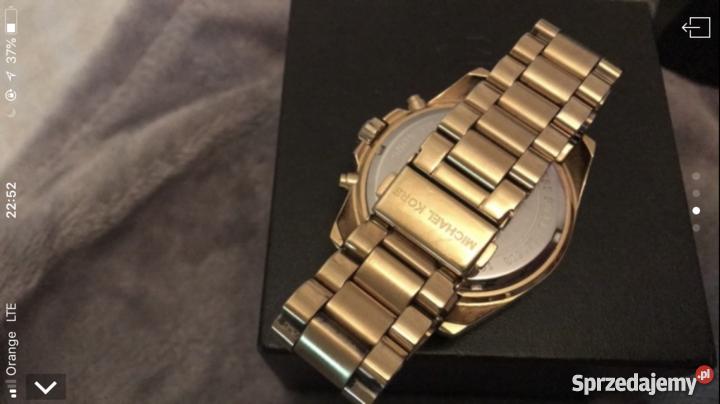 61257a30b1214 oryginalny zegarek michael kors - Sprzedajemy.pl