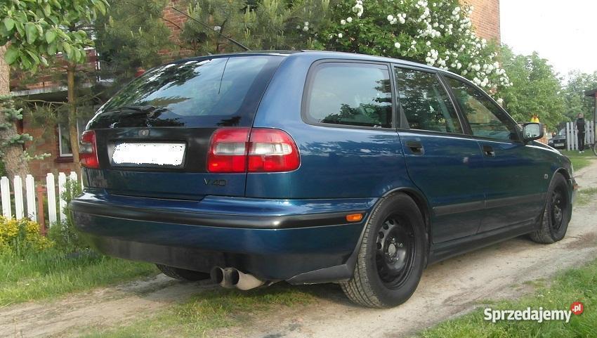 Volvo V40 20 turbo benzyna Lipsko