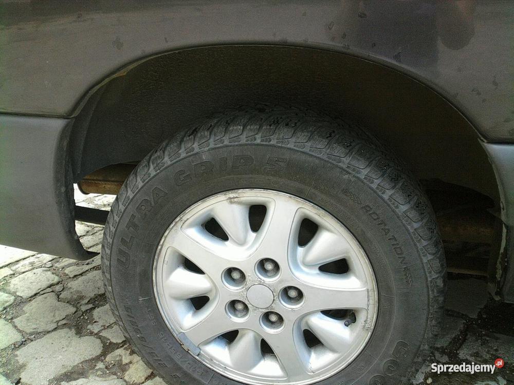 Chrysler Grand Voyager Brzeg