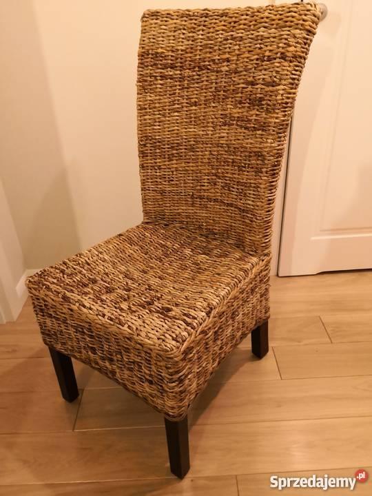 Krzesło Torrig 4 Sztuki Stan Bardzo Dobry Kupione W Jysk