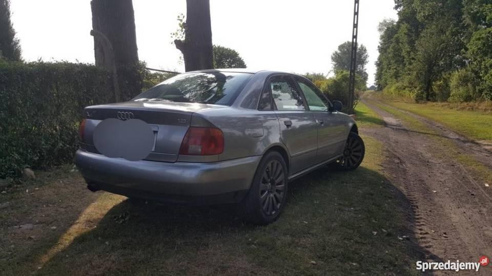 Audi A4 16 101 oryginal Alu 18 Sline Lubin