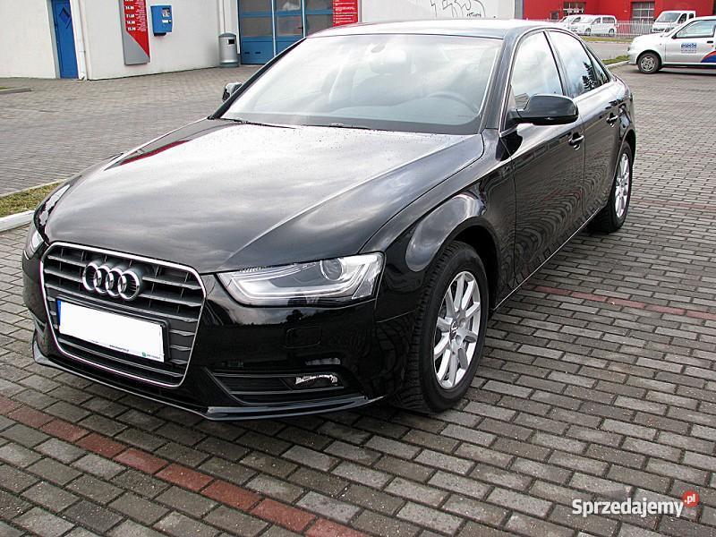 Audi A4 B8 2012 Rok produkcji 2012 kujawsko-pomorskie Włocławek