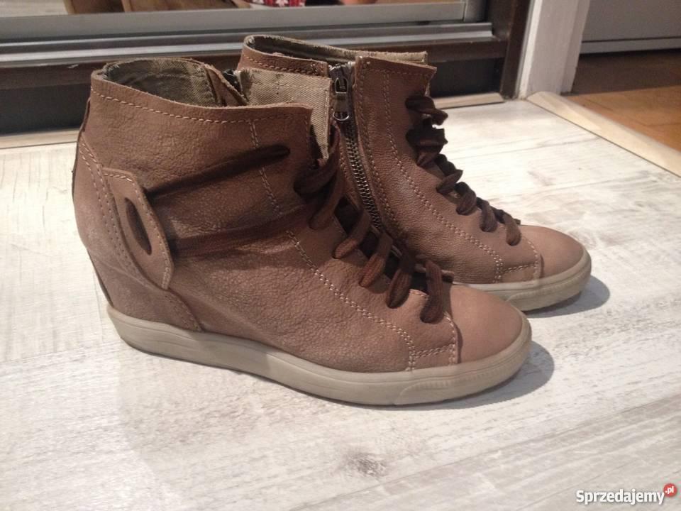 3d7017f0 Dwa razy założone buty ze skory cielęcej venezia rozm 39 Iława ...