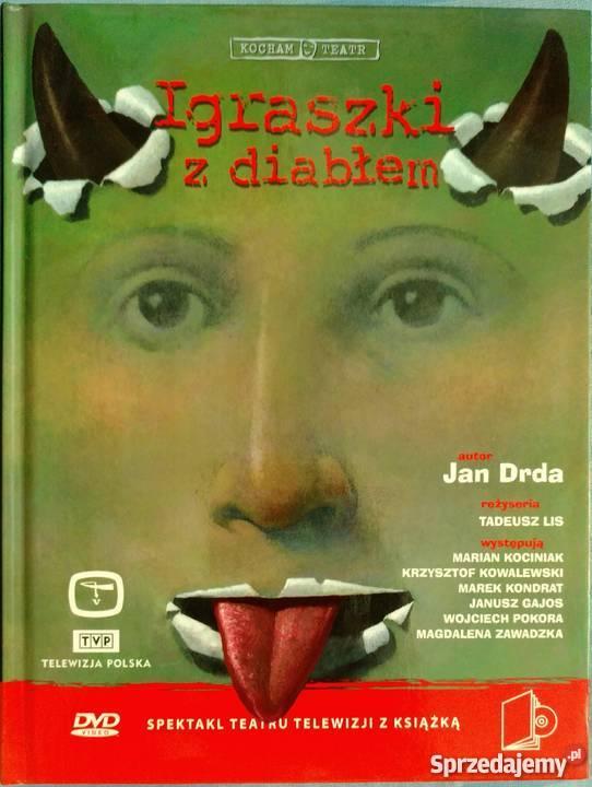DRDA Igraszki z diabłem LIS GAJOS POKORA KONDRAT 1 płyta Warszawa sprzedam
