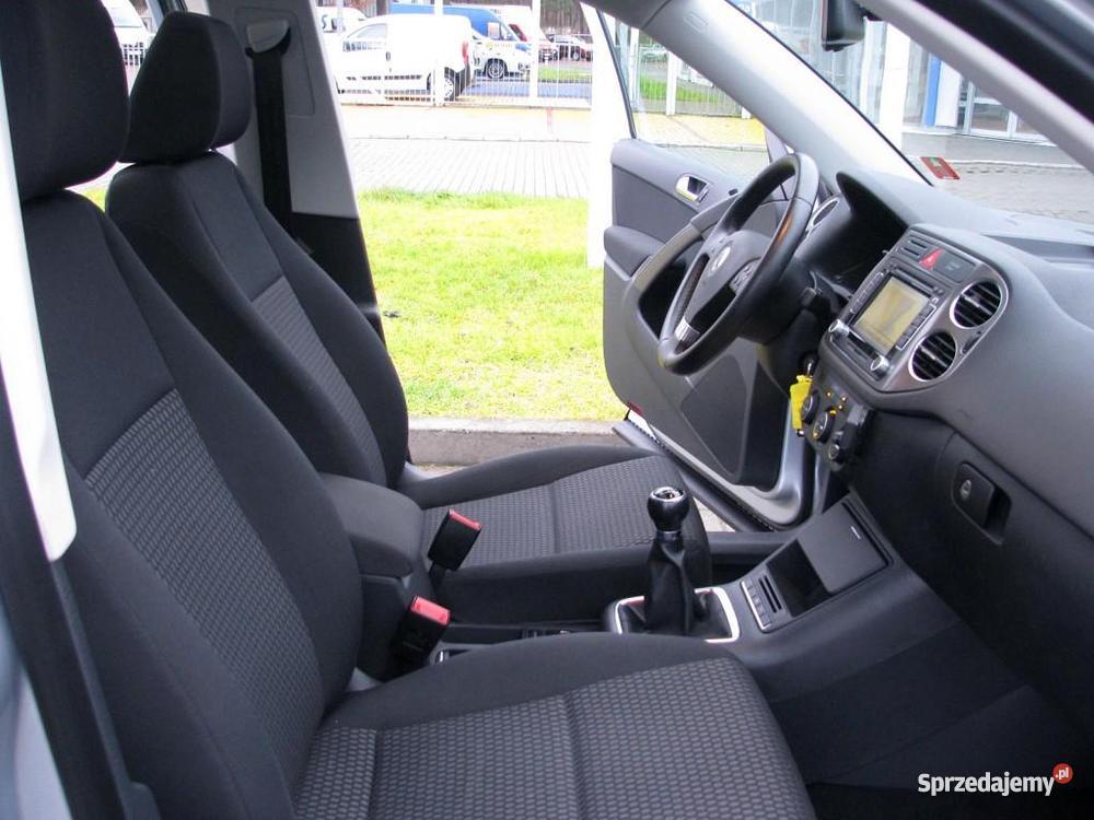 Do Volkswagen Tiguan 2009 napęd 4x4 Tiguan Włocławek