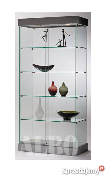 Ogromnie gabloty szklane cena - Sprzedajemy.pl OF81
