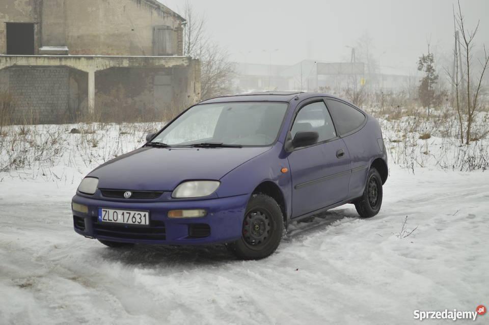 Mazda 323 C Motoryzacja Łobez