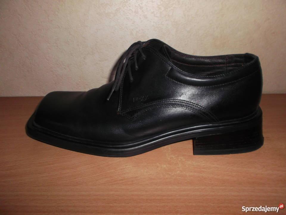 d22fe7ae23108 Czarne półbuty męskie Nexx 42 Czersk - Sprzedajemy.pl