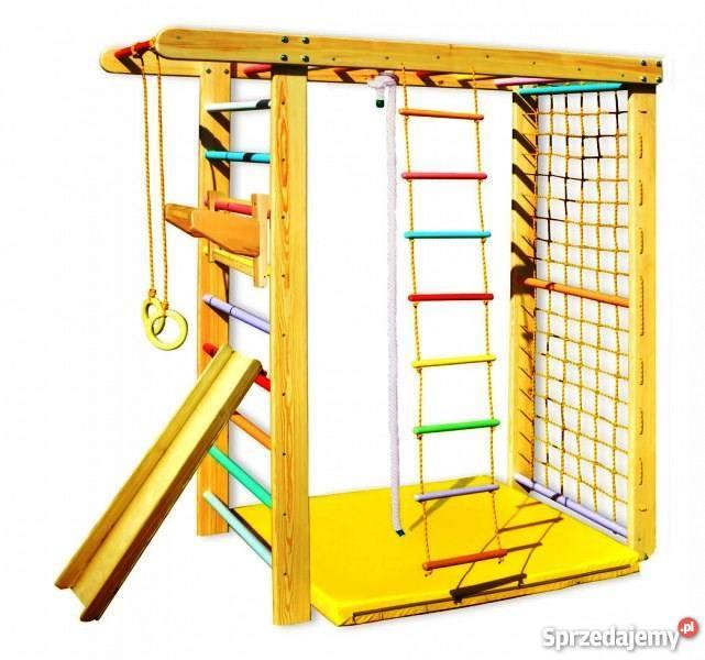Poważnie Drabinka gimnastyczna dla dzieci, plac zabaw wewnętrzny, mał GJ42