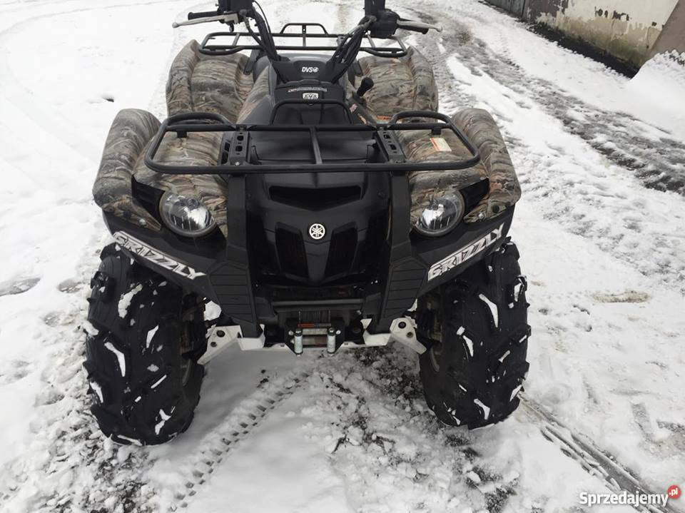 Yamaha grizzly 700 nowy targ for Yamaha grizzly 800