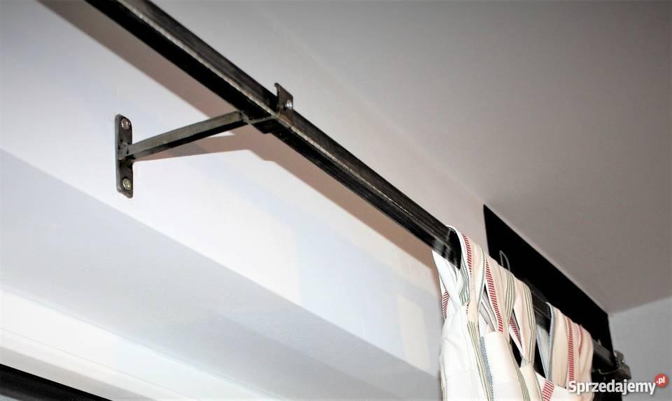 Karnisz Metal Stylizacja Loft