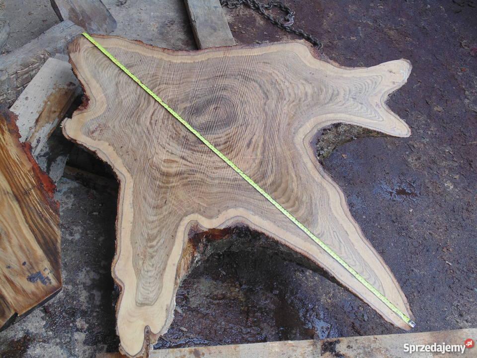 Drewno Dekoracyjne Artystyczne Deski Na Stół Live Edge Plast