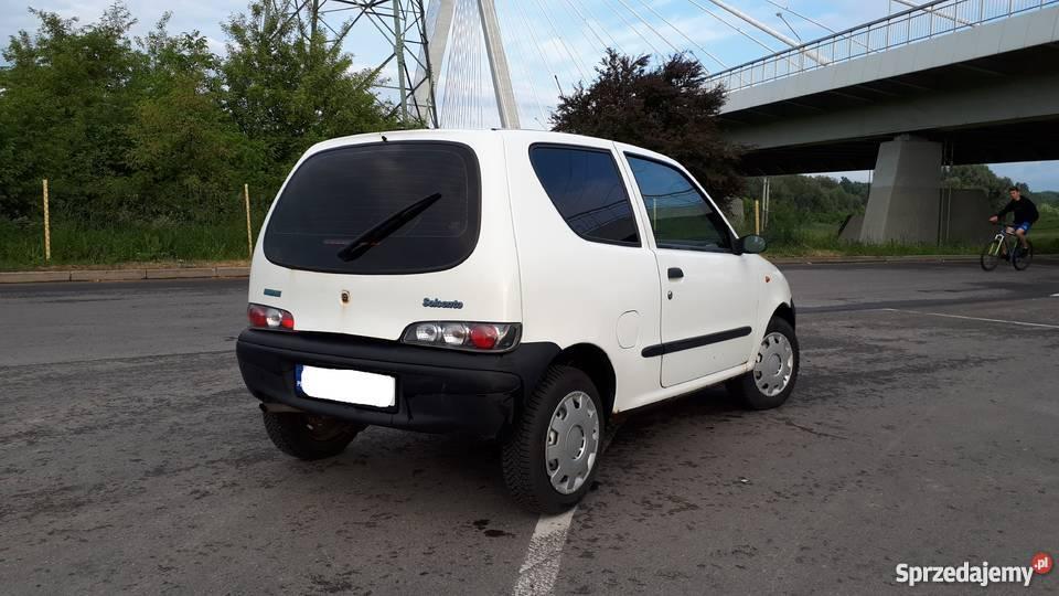 TANIO Sprzedam Fiat Seicento 900 ccm OKAZJA kupiony w polskim salonie podkarpackie Rzeszów