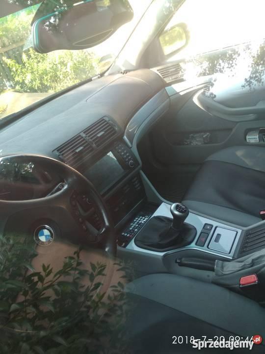 Mam ładnie zachowane BMW 530D wielofunkcyjna kierownica Samochody osobowe lubuskie Żagań