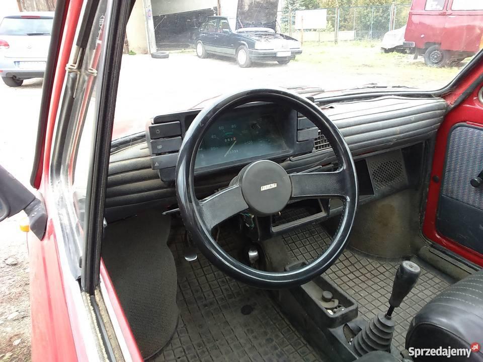 Fiat 126 1990 Maluch klasyk okazja Tczew
