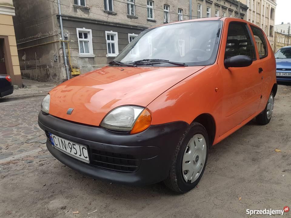Fiat seicento zamiannaaa