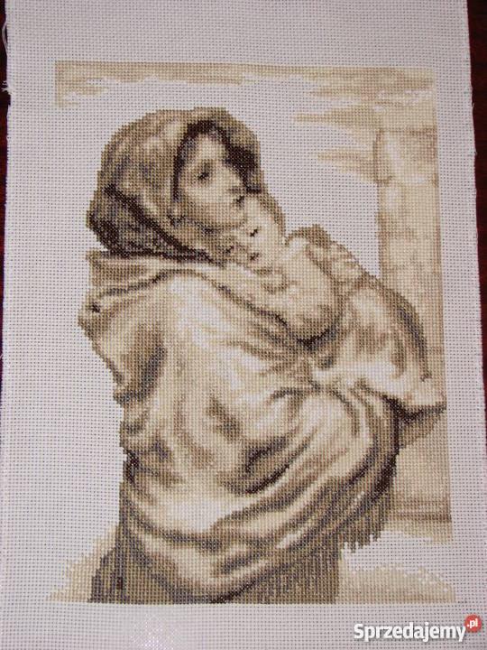 Matka Boska haft inny kolor Czerwionka-Leszczyny