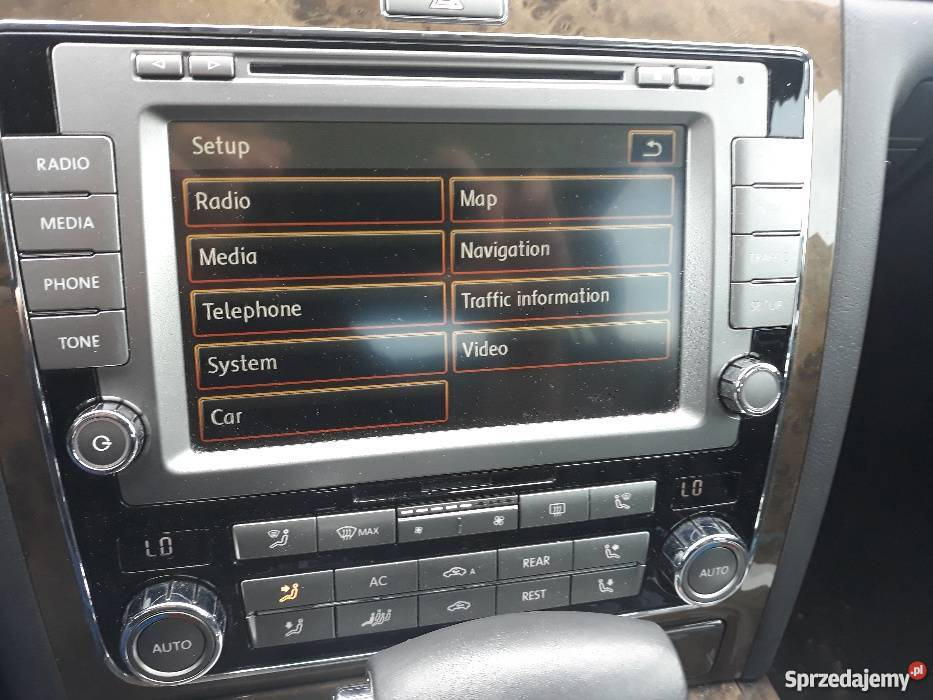Polskie Menu Lektor Vw Audi Bmw Ford Mazda Mercedes Usa Eu Słupsk Sprzedajemy Pl