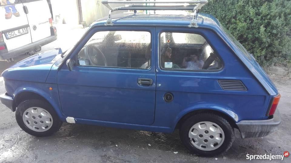 Sprzedam Fiat 126P 1999 r Maluch sprawny