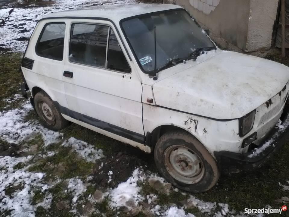 Sprzedam Fiat 126p Rok produkcji 1988 126 podkarpackie Sanok