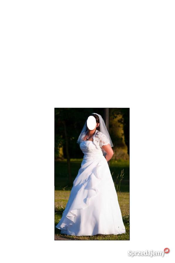 f7eae4bf11 OKAZJA!! suknia ślubna z salonu