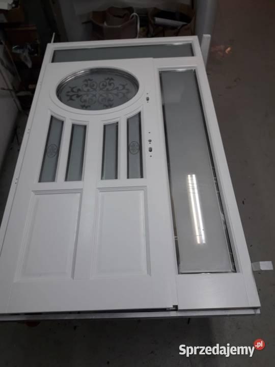 """Drewniane drzwi od producenta program """"czyste powietrze"""""""