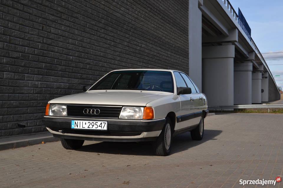 Sprzedam Audi 100 C3 Iława Sprzedajemy Pl